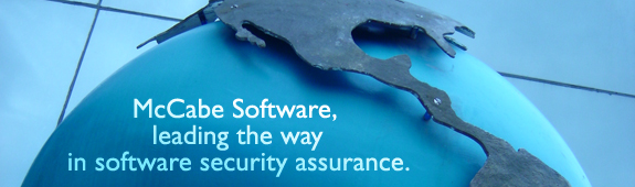 McCabe and Microsoft, leading the way in software security assurance.